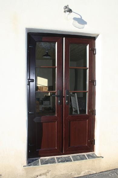 StormMeister Flood Resistant French Doors