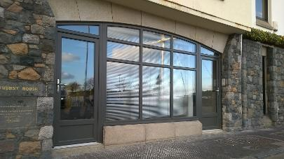 StormMeister Commercial Flood Doors